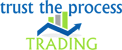 Trust The Process Trading Logo